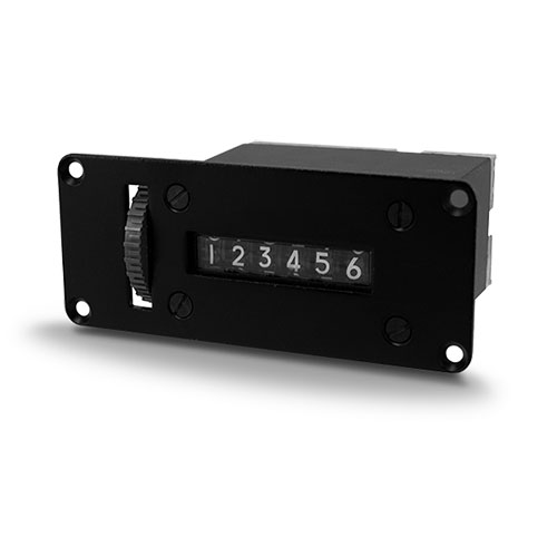 10 series totalizing counter