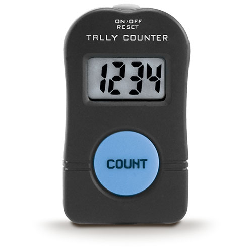 18 series hand tally counter