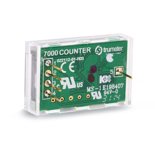 7000AS totalizing counter
