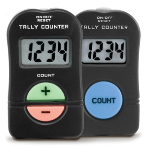 18 Series Hand Tally Counters