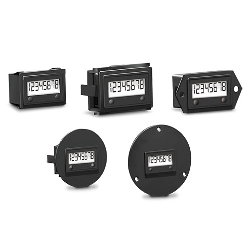 3400 Series Totalizing Counters