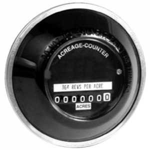 750 Series Revolution Acreage Counter