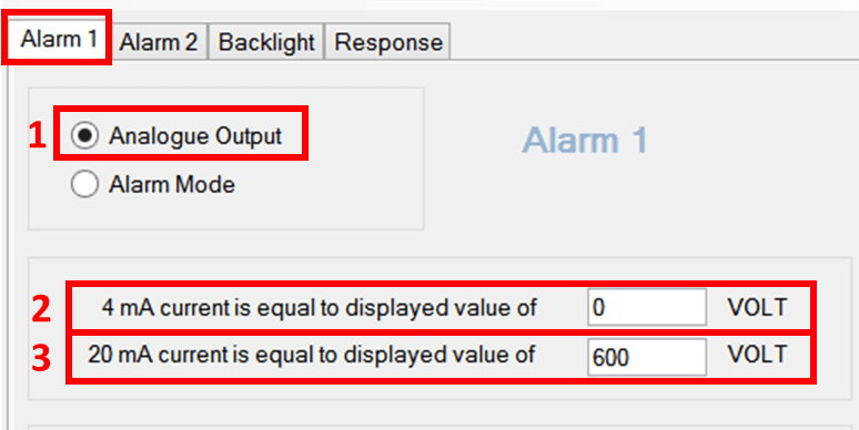 apm configuration software screenshot