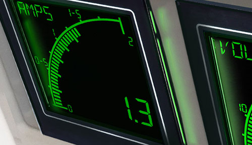 advanced panel meters