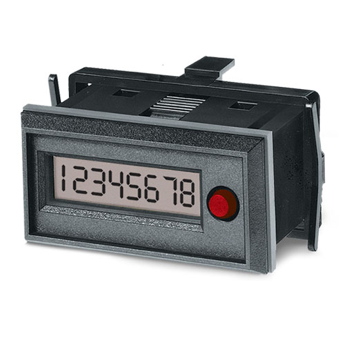 7110 DIN Totalizing Counter