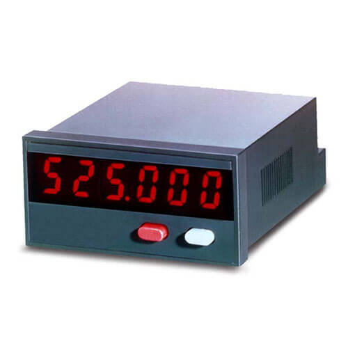 520K - 530K Pulse Counters, Position Displays, Rate Meters, Time Meters and Combinations