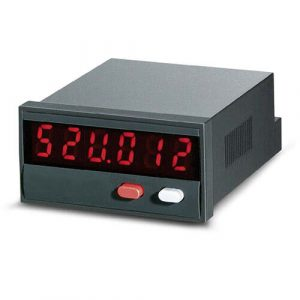 52U Counter, Timer, Totalizer and Process Meter