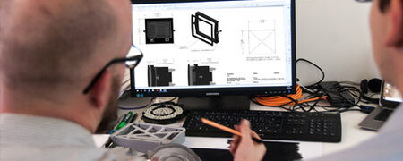 mechanical design work
