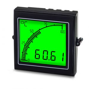 APM Temp Meter Positive Display