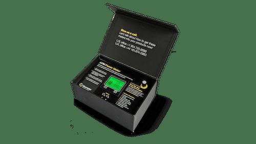 power meter demo box