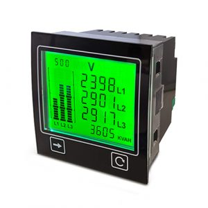 APM Power Meter Positive LCD