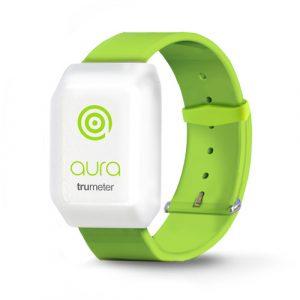 aura social distance monitor
